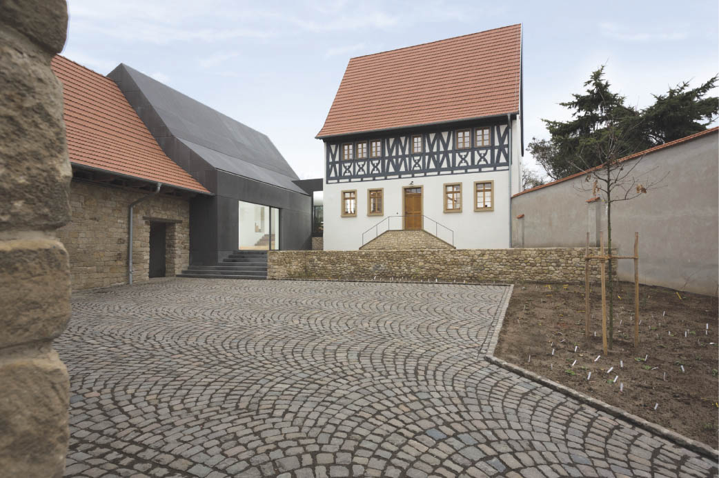 Architekt Mainz daniel morber architektur